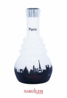 Nargilem NPS BOWL PARIS (Chrom Gewinde)
