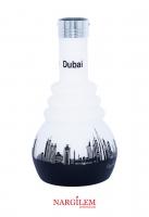 Nargilem NPS BOWL DUBAI (Chrom Gewinde)